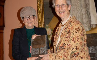 Sheila Washburn Honoured with 2018 Lieutenant-Governor's Award of   Excellence in Land Conservation