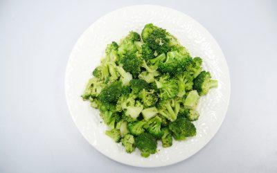 Rodney's Stir-Fried Broccoli