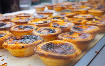 Prize Butter Tarts